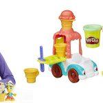 Camión de Helados Play-Doh con botes de plastilina (Hasbro B3417EU4) barato en Amazon
