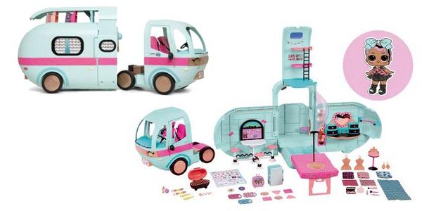 LOL Surprise! Gramper Van (Giochi Preziosi LLU92000) barata en Amazon