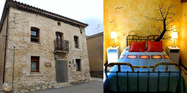 Casa Rural 1904 Ribera Duero oferta alojamiento