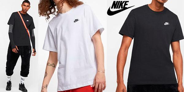 Chollo Camiseta Nike Sportswear Club para hombre