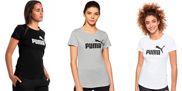 Chollo Camiseta Puma Essentials para mujer