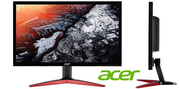 "Chollo Monitor gaming Acer KG1 KG241P Full HD LED de 24"""