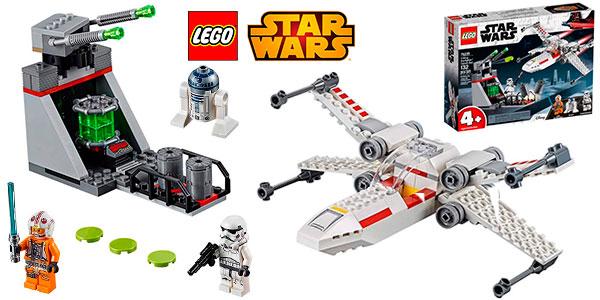 Chollo Asalto a la Trinchera del Caza Estelar Ala-X de LEGO Star Wars