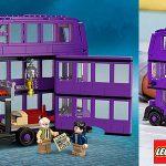 Chollo Set Autobús Noctámbulo de LEGO Harry Potter