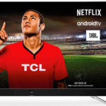 "Chollo Smart TV TCL U49C7006 4K UHD de 49"" con Android TV"