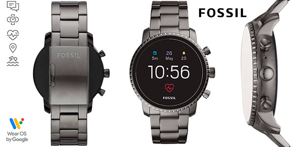 Chollo Smartwatch Fossil FTW4012 con GPS