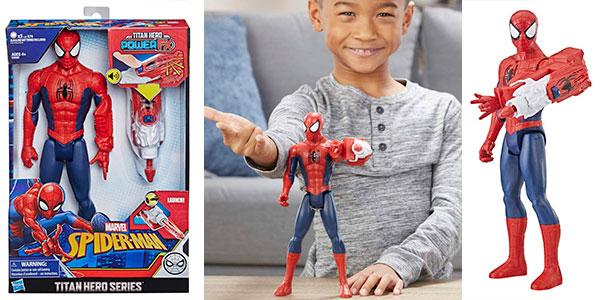 Chollo Spider-Man Titan Fx Power 2