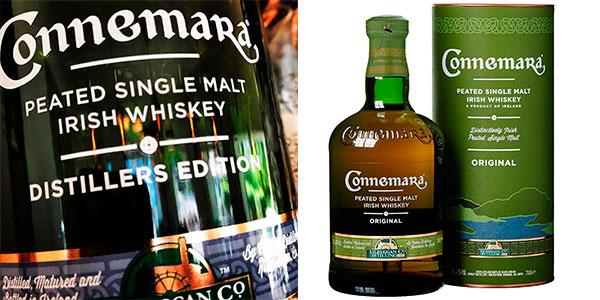 Chollo Whisky Connemara Peated Single Malt de 700 ml