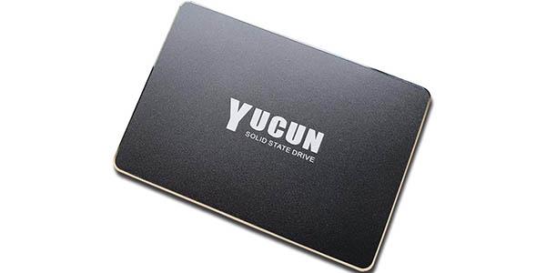 Discos SSD Yucun en Amazon