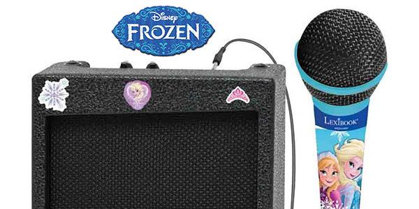 Disney Frozen set de karaoke chollo