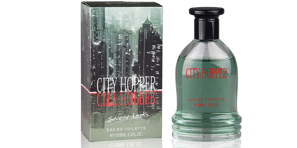 Eau de toilette Street Looks City Hopper de 100 ml barata en Amazon