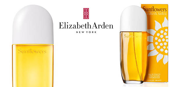 Elizabeth Arden Sunflowers Eau de toilette 100 ml chollo