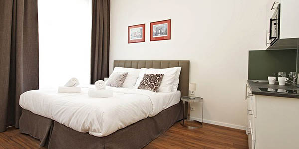 Elizabeth Suites alojamiento céntrico en Praga oferta