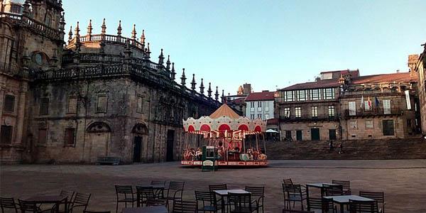 escapada de fin de año a Santiago de Compostela chollo