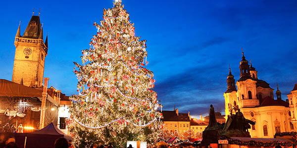 escapada a Praga en Navidad oferta hotel de 4 estrellas