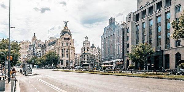 estancia en Madrid con visita al Parque Europa chollo