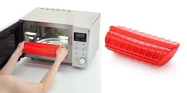 Estuche Lékué para cocinar al vapor barato