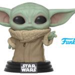 Figura Funko Pop The Child Bebé Yoda The Mandalorian de 9,5 cm barato en Zavvi