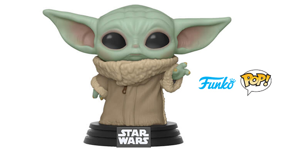 Figura Funko Pop The Child Bebé Yoda The Mandalorian barato