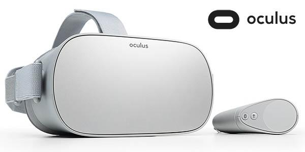Visor de Realidad Virtual Oculus Go