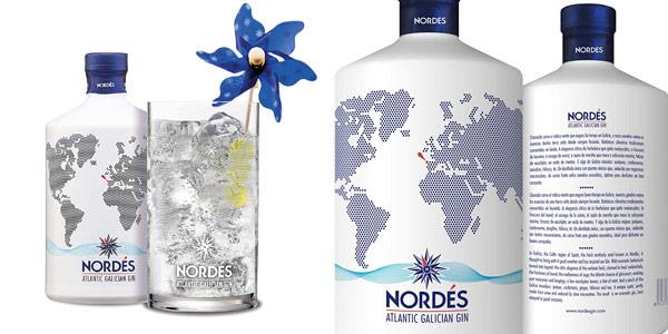 Ginebra Nordés Atlantic Galician Gin de 70 cl chollo en Amazon