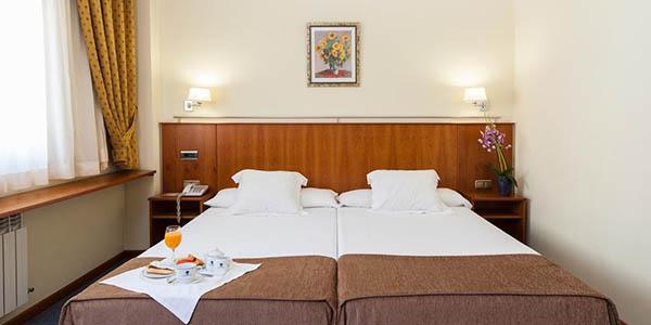 Hotel céntrico Ciudad de Compostela Santiago oferta