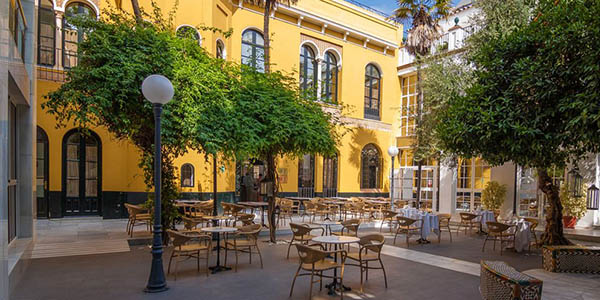 hotel céntrico en Sevilla oferta escapada