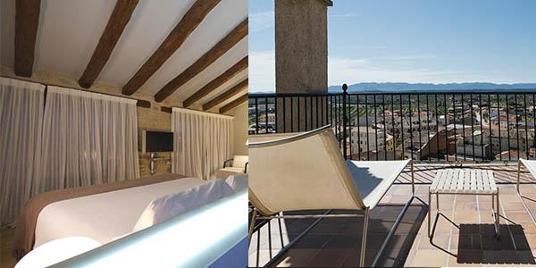 Hotel Cresol Calaceite relación calidad-precio estupenda