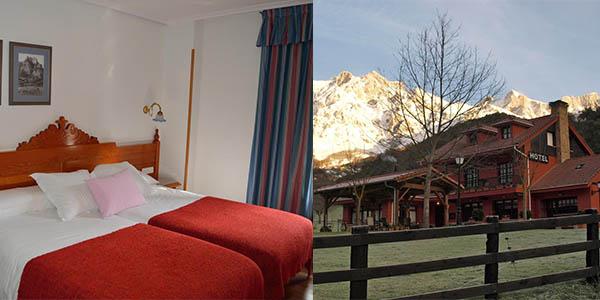 Hotel El Jisu alojamiento rural en los Picos de Europa chollo