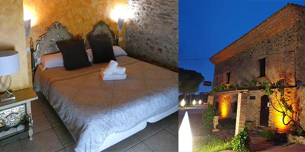 Hotel Mas Palou alojamiento San Valentín oferta