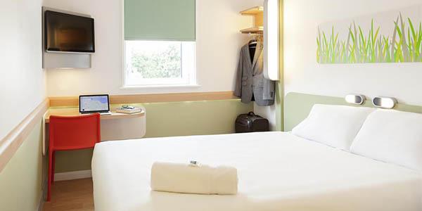 Ibis Budget Hotel Edinburgh park chollo alojamiento