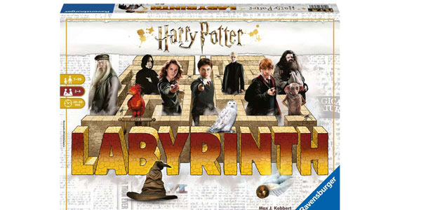 Labyrinth Harry Potter de Ravensburger (26031) barato en Amazon