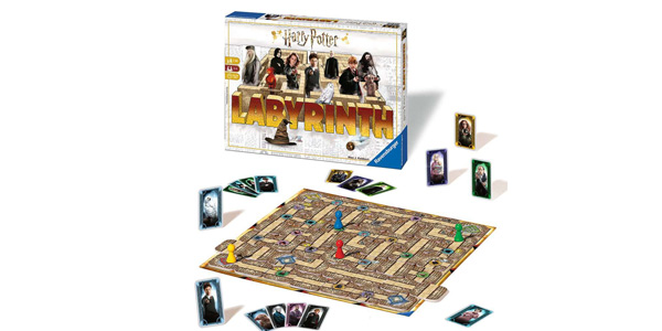 Labyrinth Harry Potter de Ravensburger (26031) chollo en Amazon