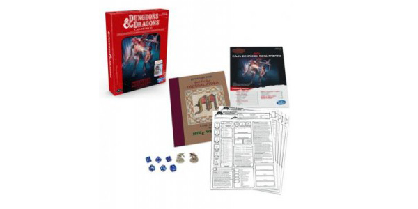 Hasbro Stranger Things Dungeon Dungeons and Dragons chollazo en Amazon