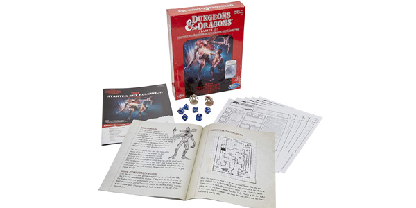 Hasbro Stranger Things Dungeon Dungeons and Dragons barato en Amazon