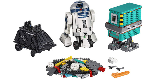 Comandante Droide LEGO Star Wars Boost R2-D2 chollo en Amazon
