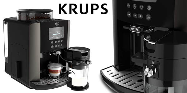 Krups Quattro Force Arabica Latte chollo