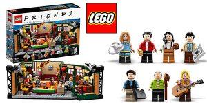LEGO Friends Central Perk oferta