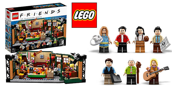 LEGO Friends Central Perk oferta