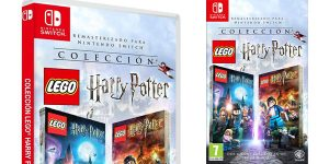 Lego Harry Potter Collection Switch barato