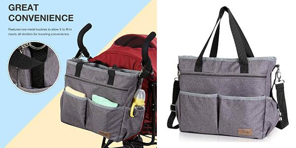Lifewill bolso cambiador para bebés barato