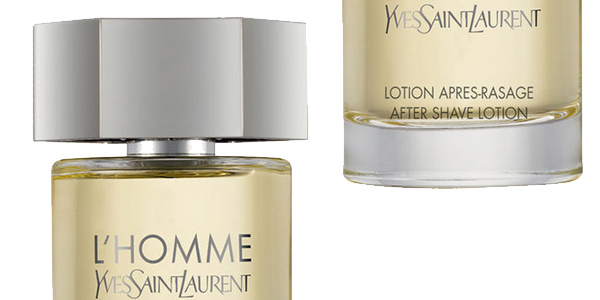 Loción para después del afeitado Yves Saint Laurent L'Homme de 100 ml chollo en Amazon