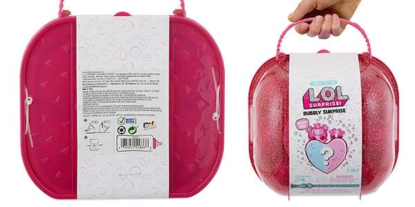 L.O.L. Maletín Surprise Pink juego de colección en oferta
