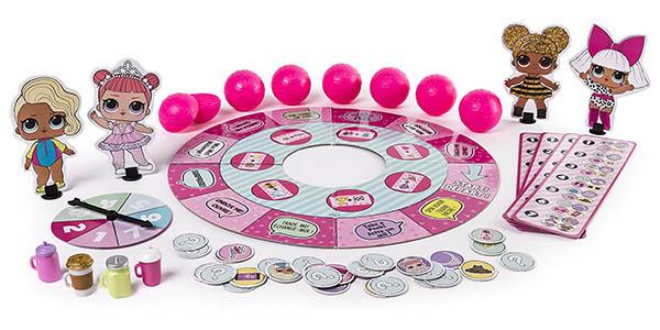 LOL Surprise juego de mesa Consigue 7 accesorios barato