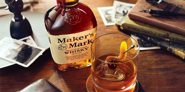 Maker's Mark Handmade Bourbon Whisky de 70 cl chollo en Amazon