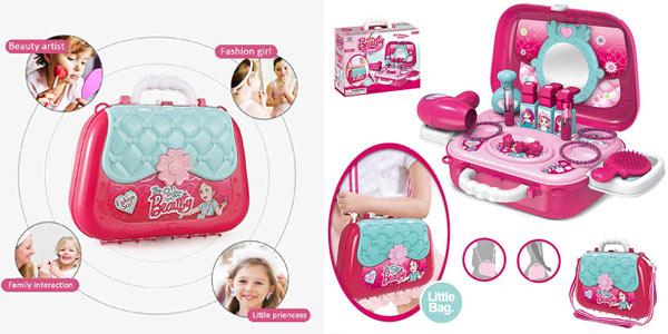 Maletín de maquillaje Pickwoo Fashion Star para niños barato en Amazon