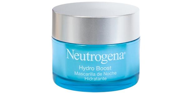 Mascarilla hidratante de noche Neutrogena Hydro Boost de 50 ml chollo en Amazon
