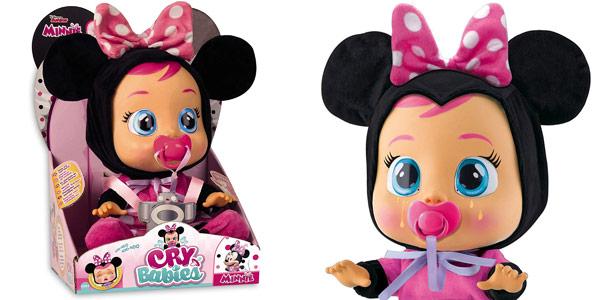 Bebés Llorones Minnie (IMC Toys 97865) barato en Amazon