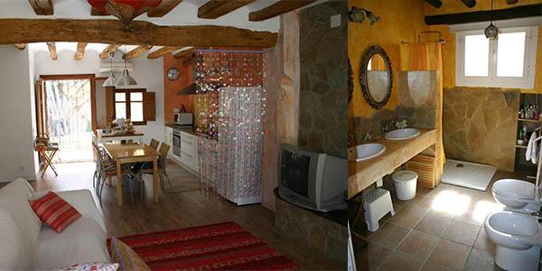 Miravet acasa de pueblo alquiler turístico barato