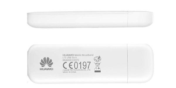 Módem USB Huawei E3372 4G de 150 Mbps barato